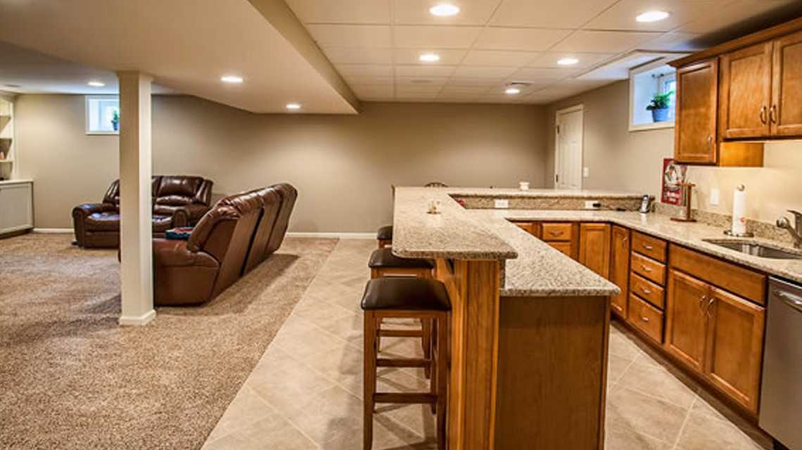 General Contractor Serving Columbus Ohio And Surrounding Areas Fascinating Basement Remodeling Columbus Ohio Exterior Remodelling