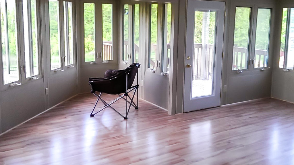 Hardwood Flooring, Tile and Heated Flooring