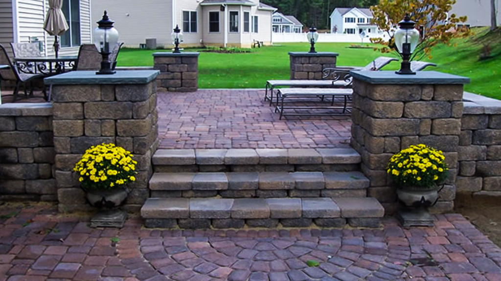 Paver Patios - Paver Patios Columbus Ohio Construction Company